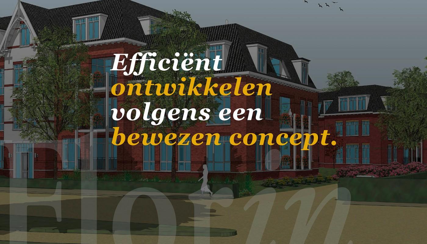 Efficiënt ontwikkelen volgens een bewezen concept